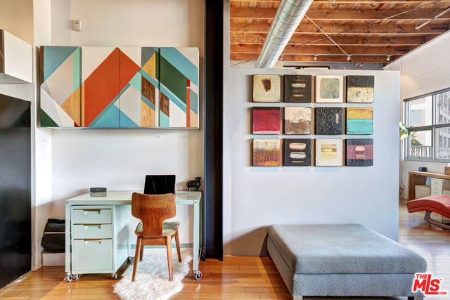 Arts District Downtown Los Angeles Live Work Loft