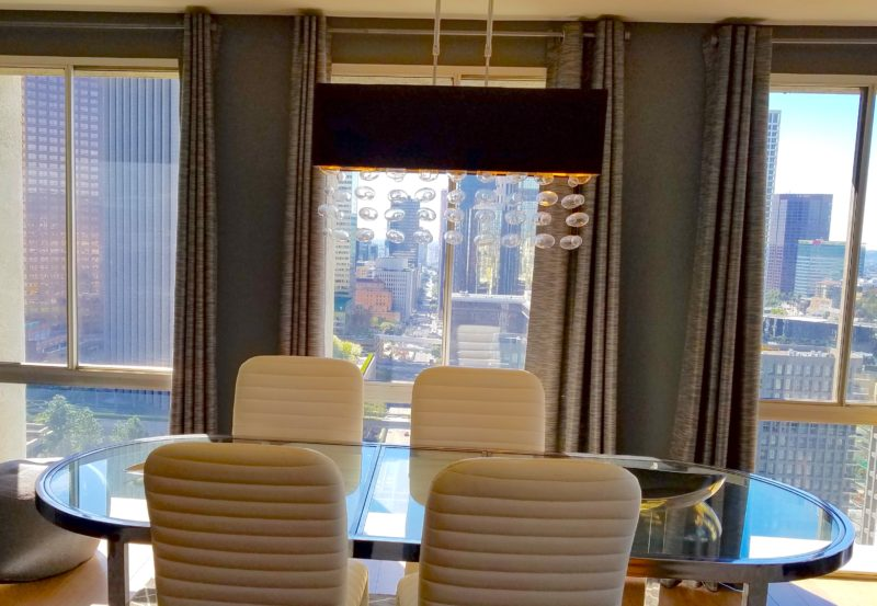 Downtown Los Angeles 2 Bed 2 Bath Condos With View From