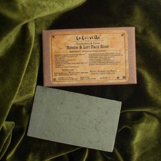 Renew and lift face soap - Laloirelle