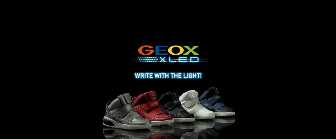dentro de poco Tipo delantero cuenta  Zapatillas Geox XLED conectadas a tu móvil - LAlqueria