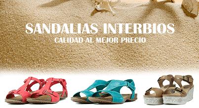23068600efa Sandalias Interbios. Colección verano 2018 - LAlqueria