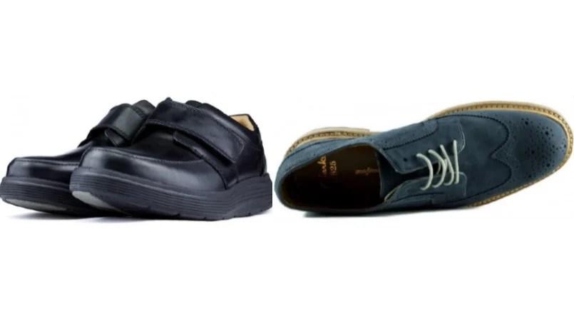 Los zapatos de hombre Clarks destacan por su estilo clásico innovando en prestaciones que aportan una calidad inigualable