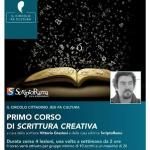Il Circolo Cittadino Jesi propone un Corso di scrittura creativa