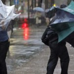 Il forte vento fa scattare l'allarme della Protezione civile