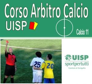 Un corso per arbitri di calcio alla Uisp