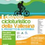 Un percorso cicloturistico nel distretto della Vallesina