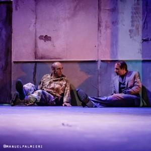 Otello con Filippo Dini a Urbania e Corinaldo