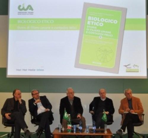 Il libro sulla cooperativa Terra e Cielo presentato a Roma