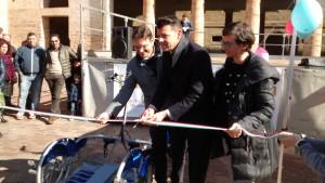 Mobilità sostenibile, inaugurato il progetto Aspasso