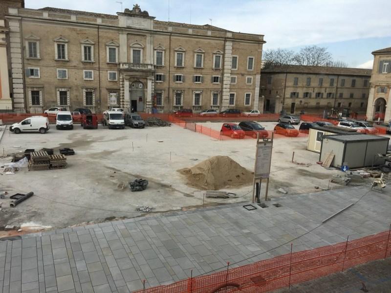 Ecco come è stato cambiato il progetto di piazza Garibaldi