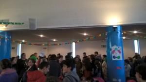 Trecastelli, tanti ragazzi per la festa di Carnevale
