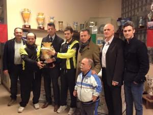 Giovanni Iacucci e Fabio Tinti vincono a Marzocca