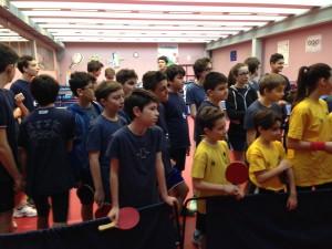 Tennistavolo, successo del torneo regionale del Csi