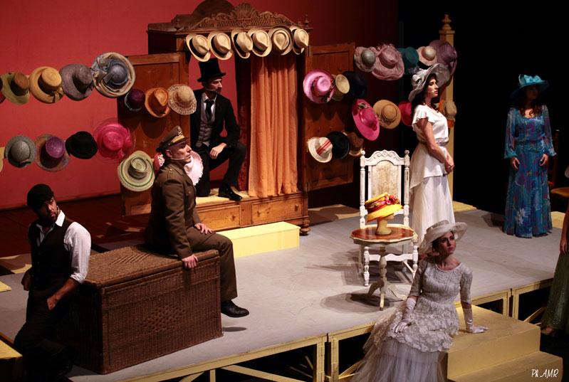Il Cappello di Paglia di Firenze in scena a Cagli