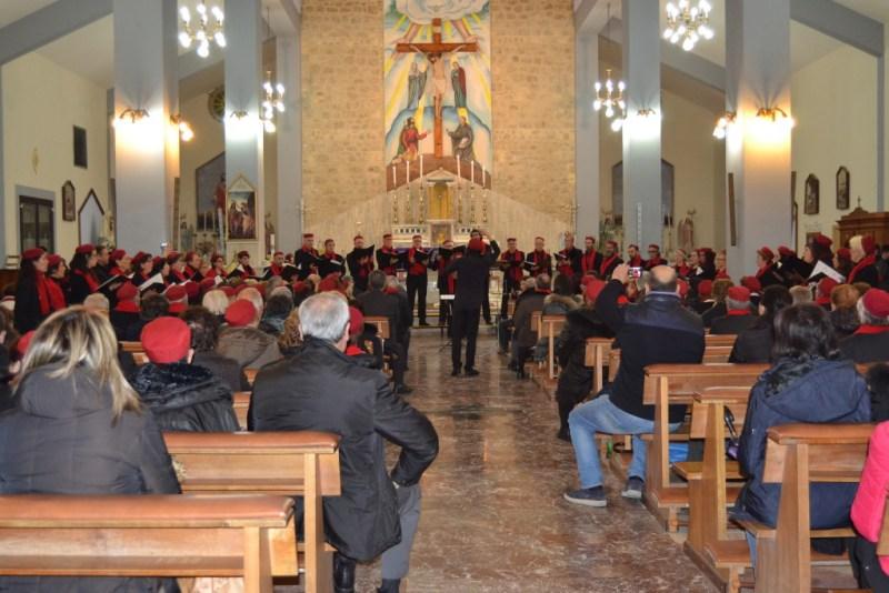 Apprezzamenti in Abruzzo per il Coro Malatestiano