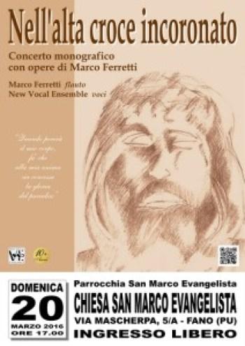 A Marotta e Fano due concerti del New Vocal Ensemble di Senigallia