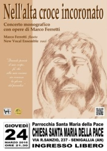 Ultime due repliche del concerto Nell'alta croce incoronato