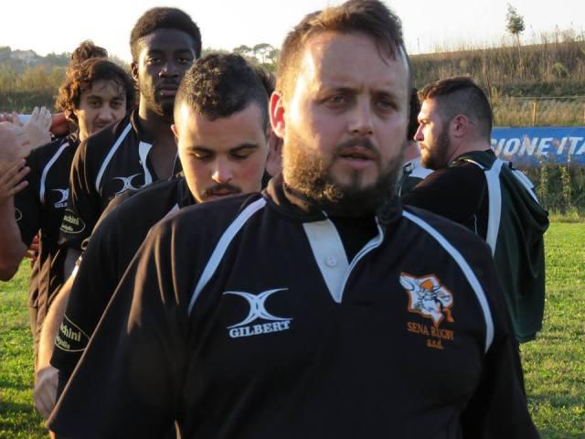 Brutta sconfitta a Perugia per il Sena Rugby