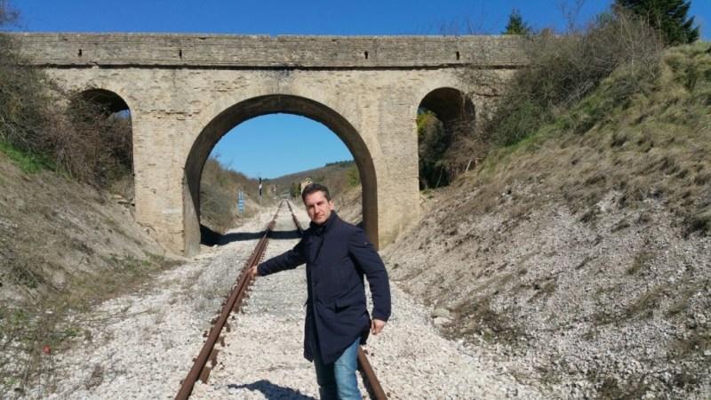 La ferrovia Pergola Fabriano da ripristinare