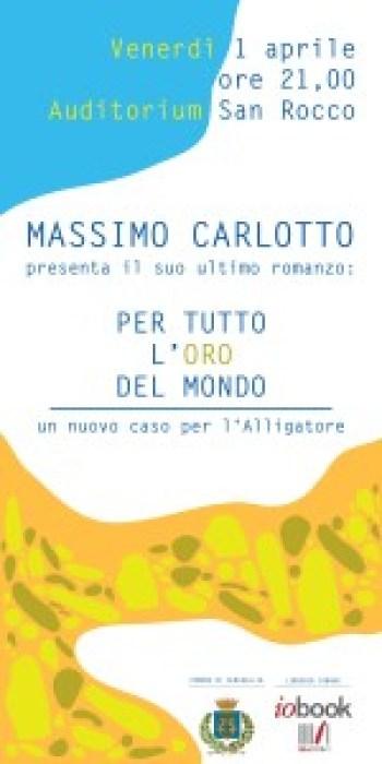 Massimo Carlotto a Senigallia presenta il suo ultimo libro