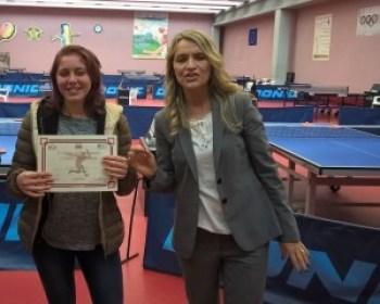 I vincitori del CampusSport di tennistavolo