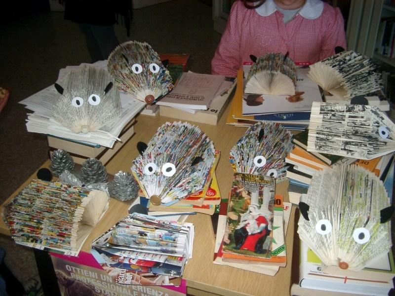 Letture animate nella biblioteca di Barbara
