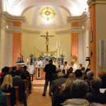 Riaperta a Castel Colonna la chiesa  di San Mauro Abate
