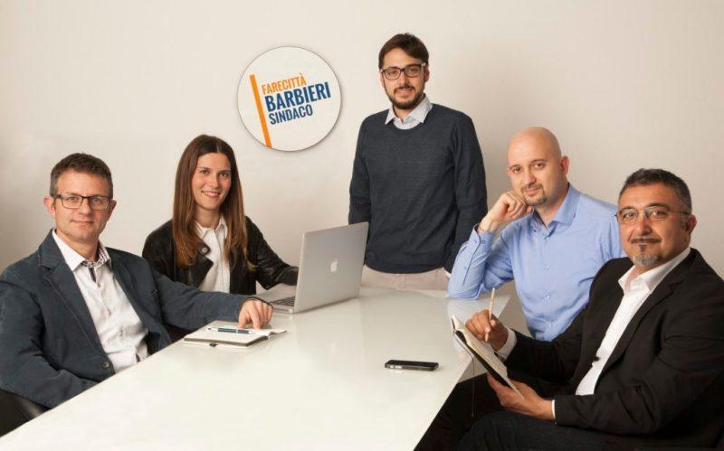Nicola Barbieri presenta altri quattro candidati