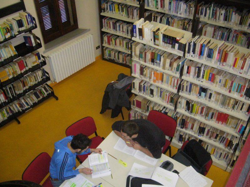 Nuovi locali alla Biblioteca comunale di Mondolfo