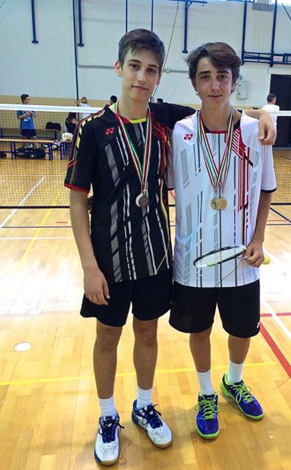 I giovani del Badminton Senigallia protagonisti a Milano