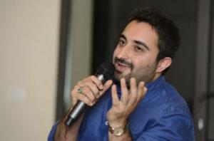 A Senigallia incontro con Farhad Bitani