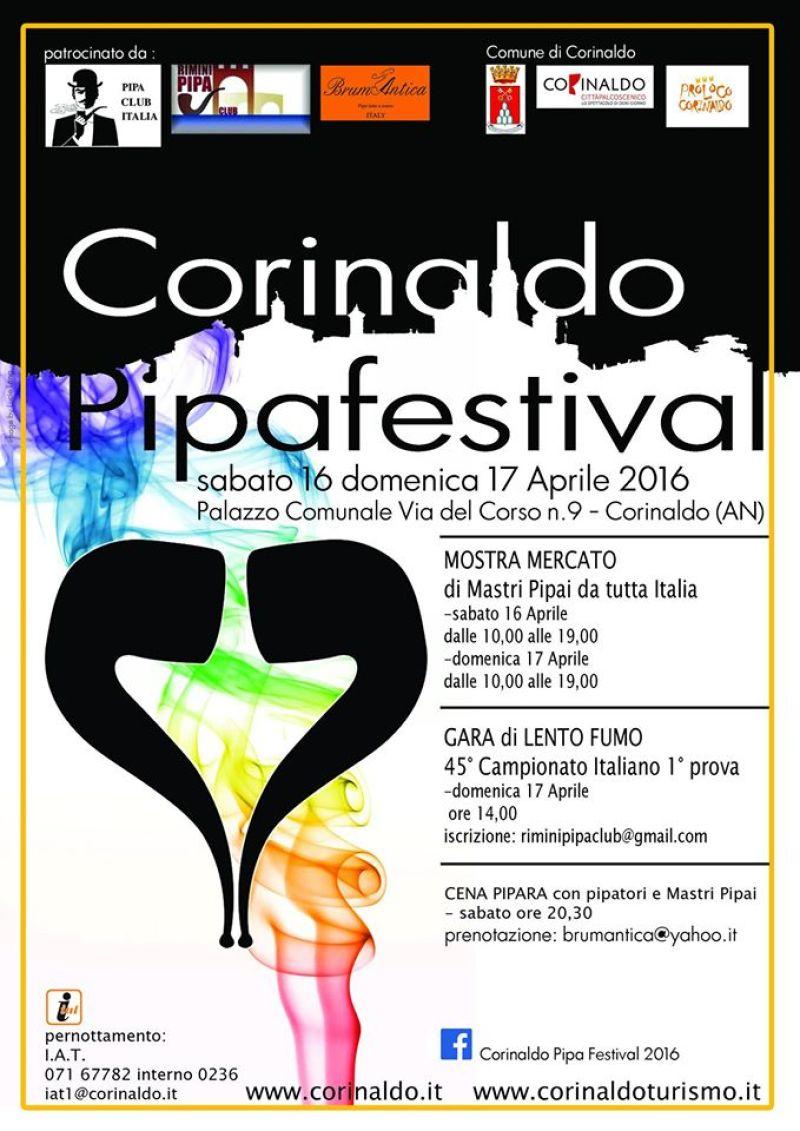Sabato e domenica torna a Corinaldo il Pipafestival