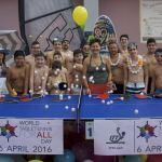 Senigallia alla Giornata mondiale del tennistavolo