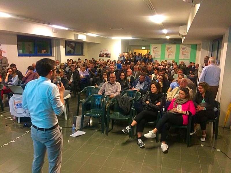 FareCittà e Nicola Barbieri hanno presentato il programma elettorale a Marotta