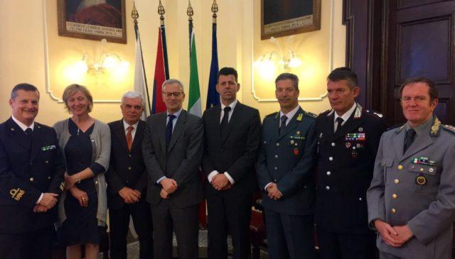 A Senigallia più carabinieri e agenti per un'estate sicura