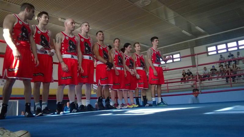 A Piagge una serata di boxe con tanti matches spettacolari