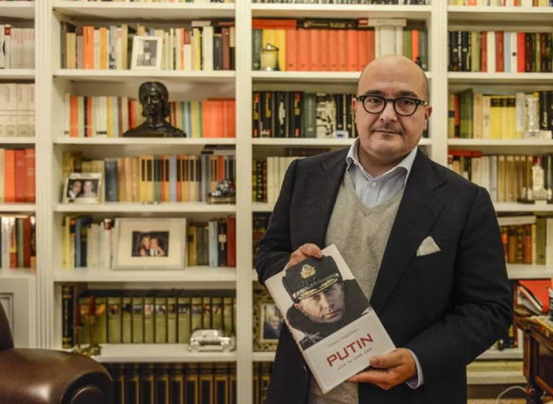 """A Fano la presentazione del libro """"Putin, vita di uno zar"""""""