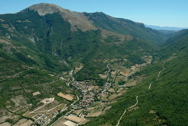 A tutela del Monte Catria, parco naturale delle Marche