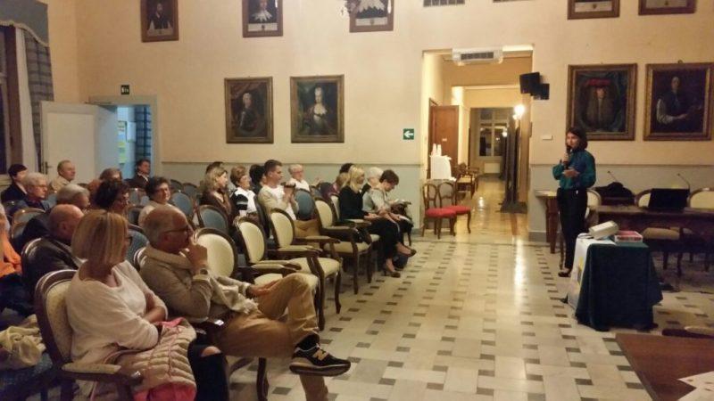 Esordio marchigiano per la scrittrice milanese Lidia Sella