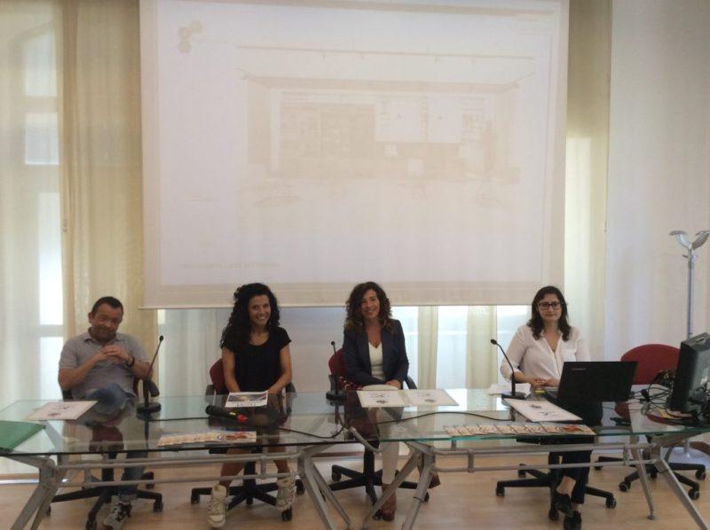 Presentato a Falconara il Pergoli Arte Caffè E' il caffè letterario che sorgerà nel centro culturale di piazza Mazzini