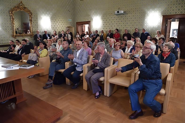 Inaugurata a Fano l'antologica dedicata ad Attilio Alfieri
