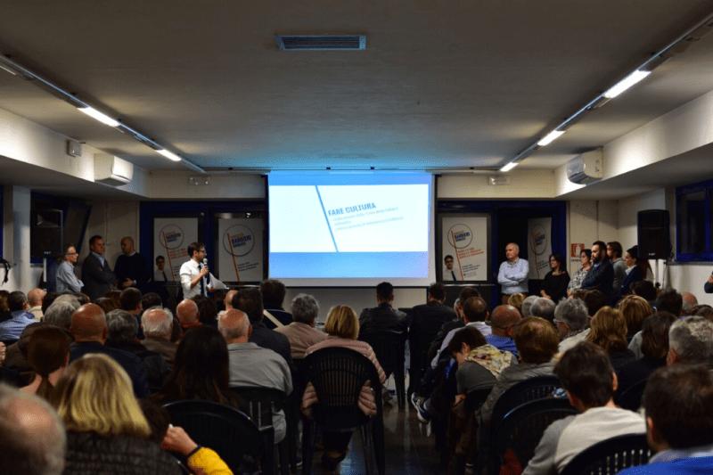 FareCittà sostiene la cultura per far crescere Marotta