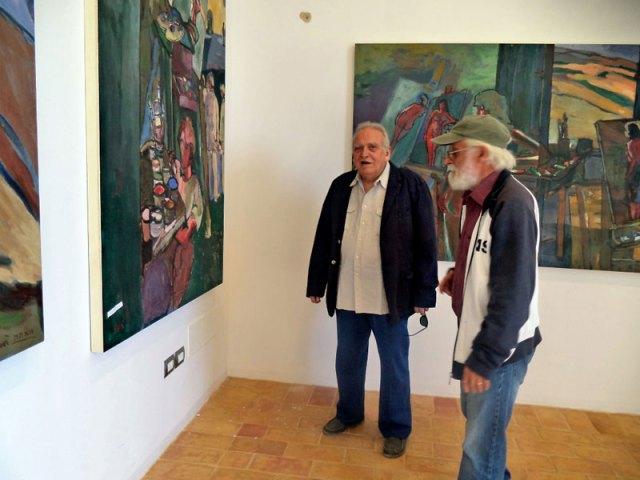 Inaugurata a Urbino la mostra dedicata all'opera di Natale Patrizi