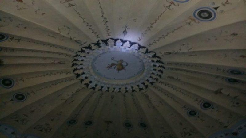 A Senigallia Villa Mastai De Bellegarde nel totale degrado