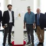 Il ministro Franceschini a Senigallia visita la mostra dedicata a Paolo Rossi