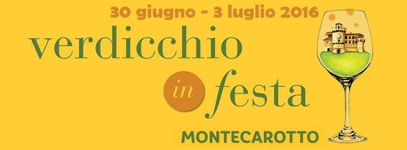 A Montecarotto Verdicchio in Festa e Marche Jazz & Wine Festival 2016
