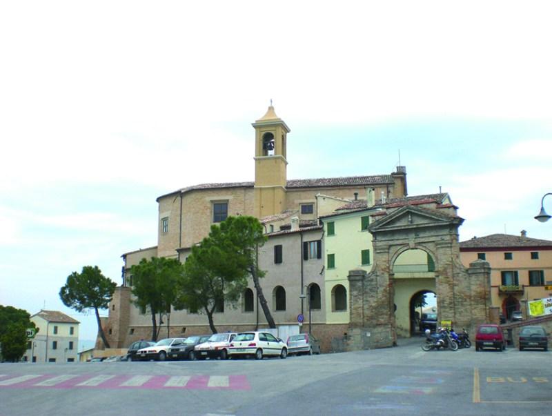 Senigallia studia la possibilità di allargarsi (per fusione) fino a Morro d'Alba
