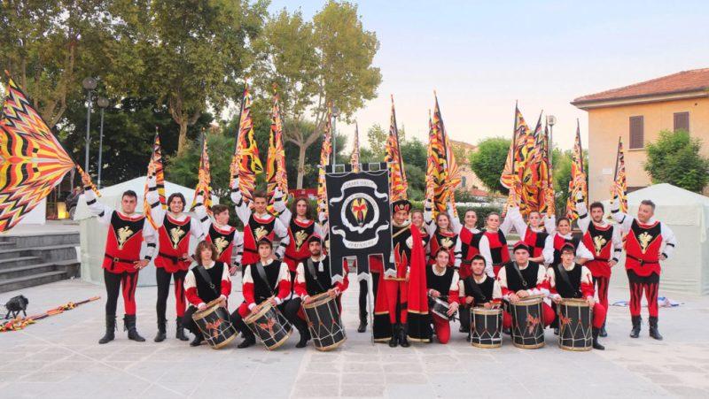 Nuovo week end di parate e rievocazioni per l'Araba Fenice di Corinaldo