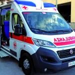 A Jesi una nuova ambulanza per la Croce Rossa