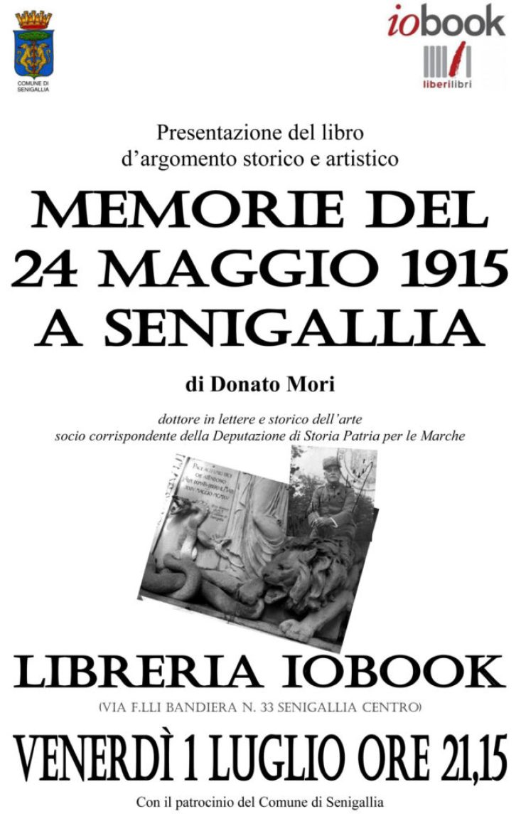 frutto di un'accurata ricerca pluriennale compiuta dallo storico dell'arte Donato Mori.